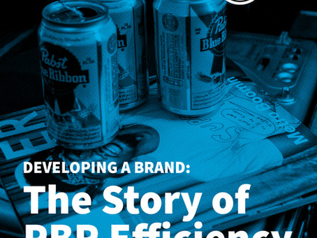 Developing A Brand: The Story of PBR Efficiency