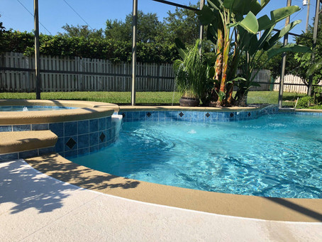 Sea Breeze Pools: Why Year-Round Pool Care is Crucial in Central FL