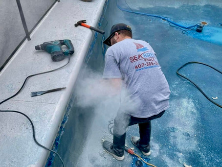 Sea Breeze Pools:  Best Time to Renovate Your Swimming Pool