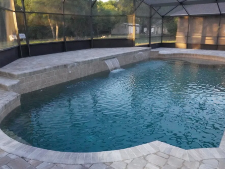 Sea Breeze Services: Inside the Pool