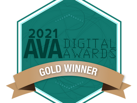 2021 AVA Digital Advertising Winners