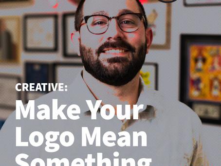 Make Your Logo Mean Something