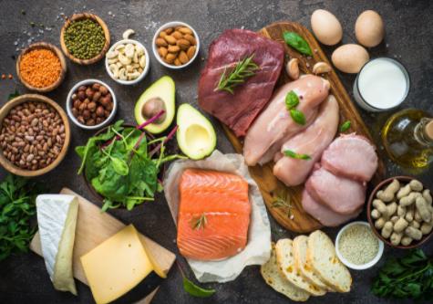 Proteine - die Sieger der Nährstoffe?