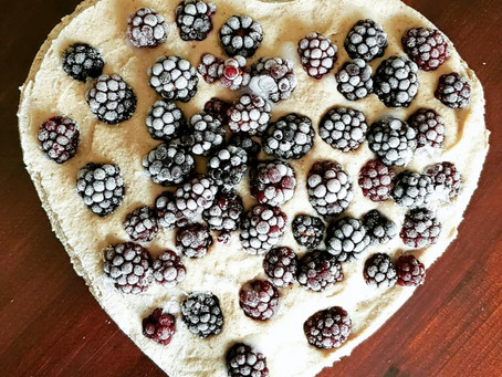 Vanille-Beeren-Torte