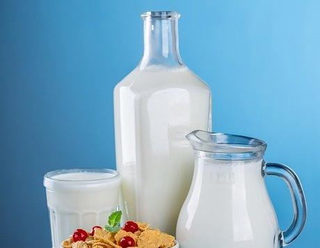 Rezepte für pflanzliche Milch