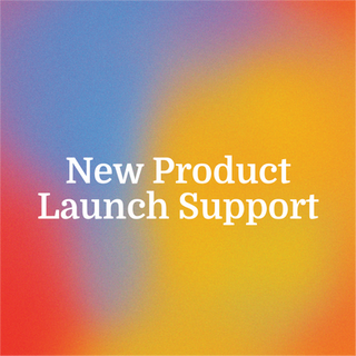 New Product Launch Support