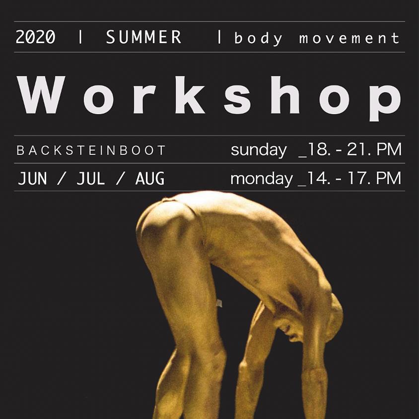 """""""Body Movement Workshop"""" by Valentin Tszin"""