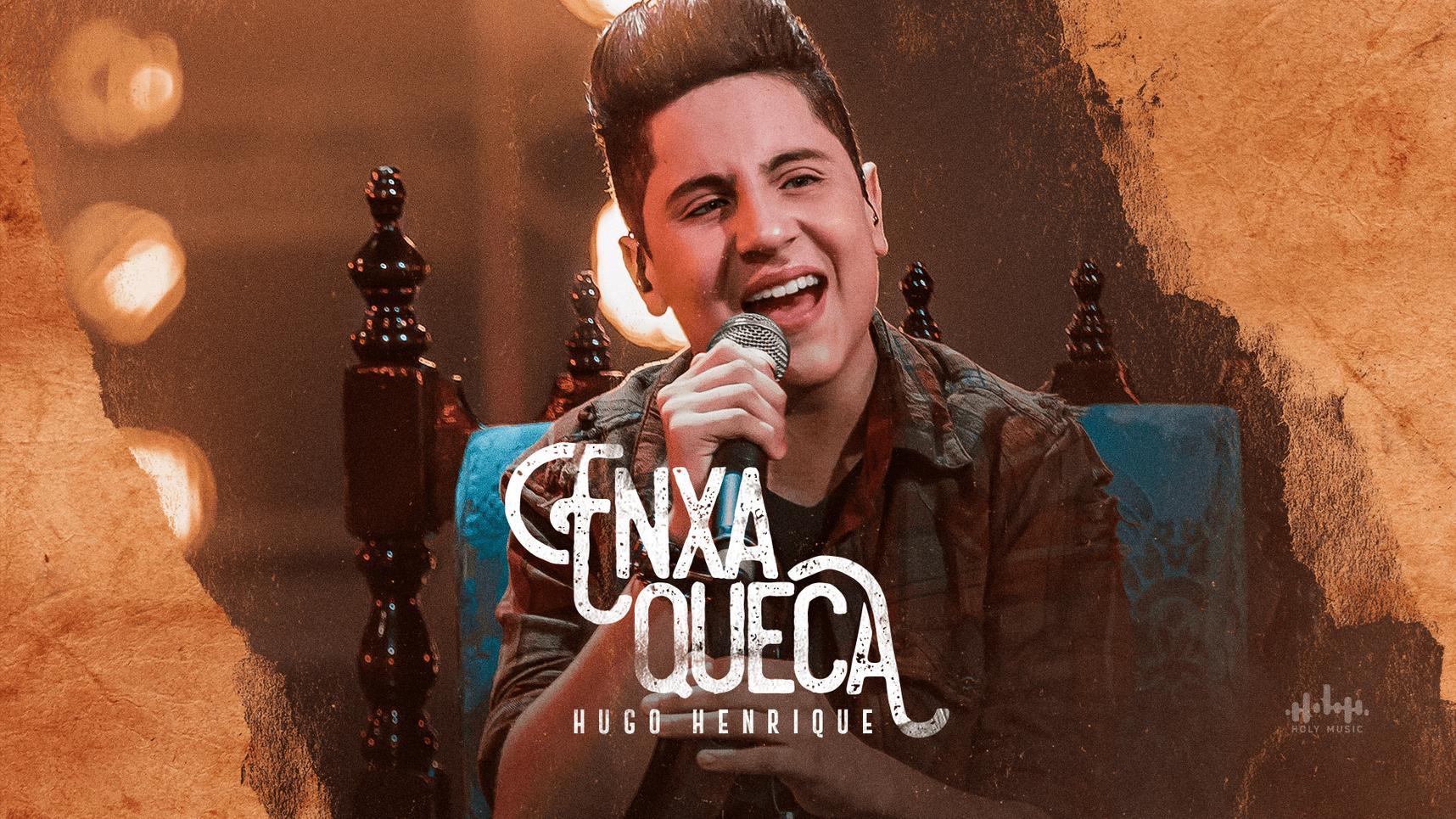 """Hugo Henrique lança single """"Enxaqueca"""", nas rádios do Brasil"""