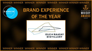 Brand Experience of the Year at the Scottish Whisky Awards 2020!