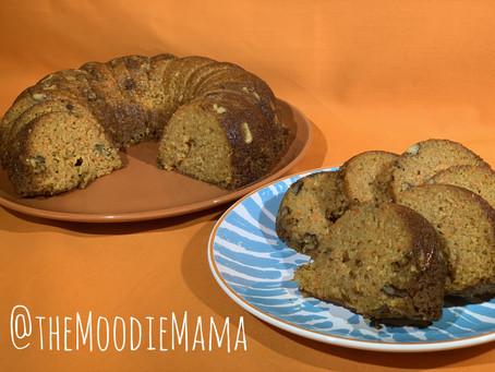 Moodiemama's Carrot Cake