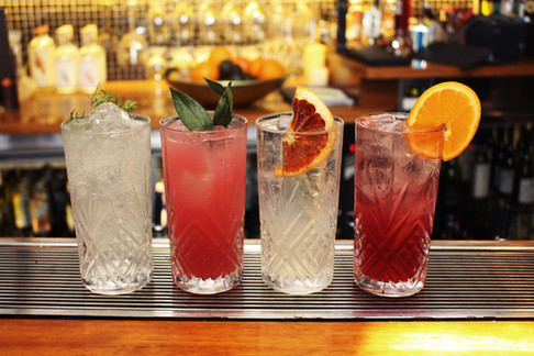 Knox Street Bar 'Highballs'