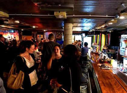 Knox Street Bar 'Bar Interior'