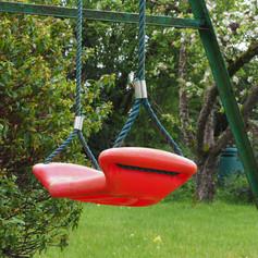 Swing in lockdown