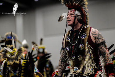 Chaz Wagner of War Bonnet