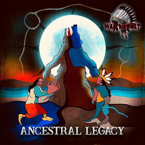 Ancestral Legacy CD