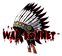 War Bonnet band logo