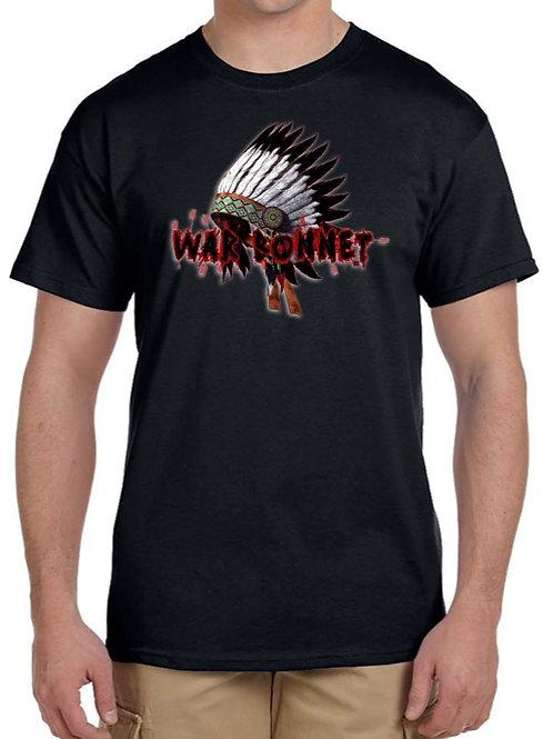 Bonnet Black T-Shirt