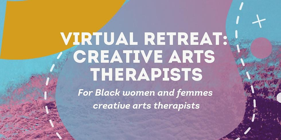 Virtual Retreat: Creative Arts Therapists