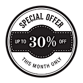 Special Offer - 30%