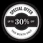 Oferta Especial - 30%