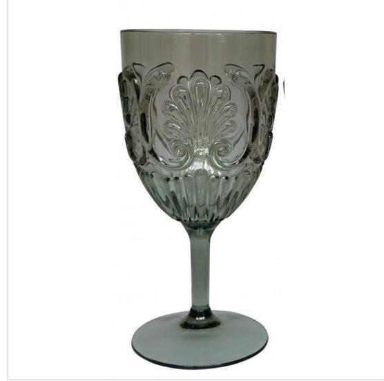 Acrylic Flemington Wine Glass Sage