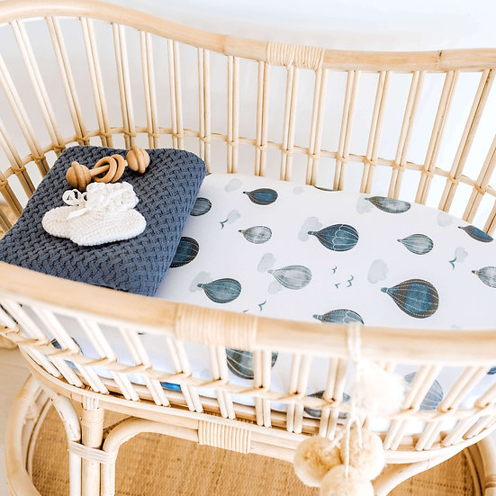 CLOUD CHASER BASSINET / CHANGE PAD COVER