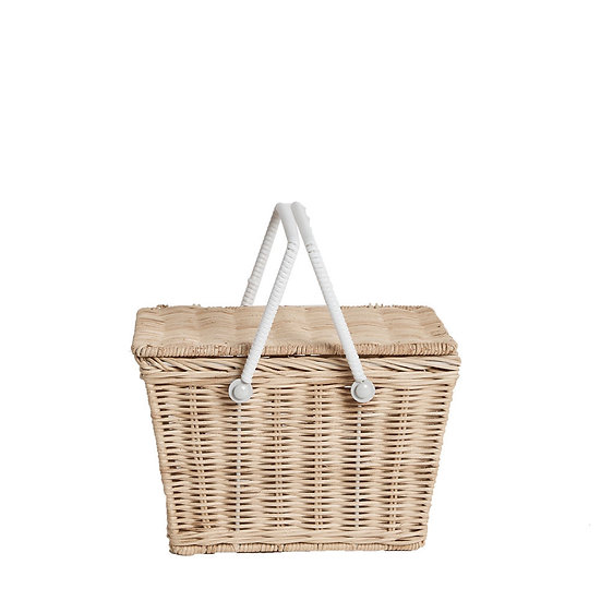 PIKI BASKET STRAW