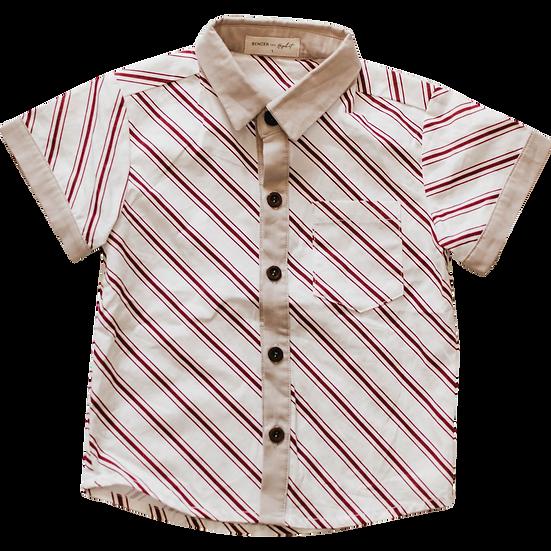 Peppermint Collared Shirt