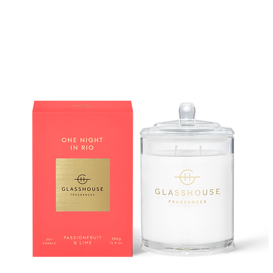 ONE NIGHT IN RIO 380GM CANDLE