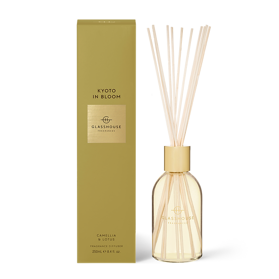 KYOTO IN BLOOM 250ML DIFFUSER