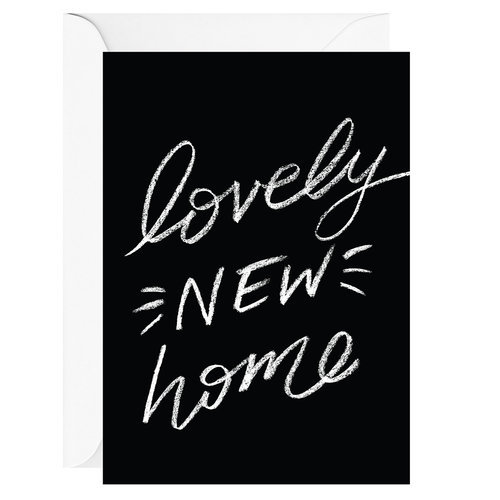 LOVELY NEW HOME CARD