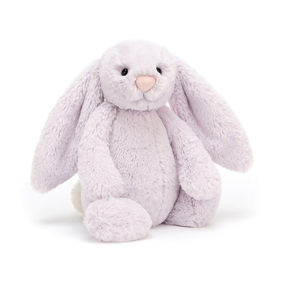 BASHFUL LAVENDER BUNNY MEDIUM