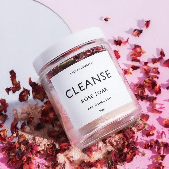 Cleanse Rose Soak