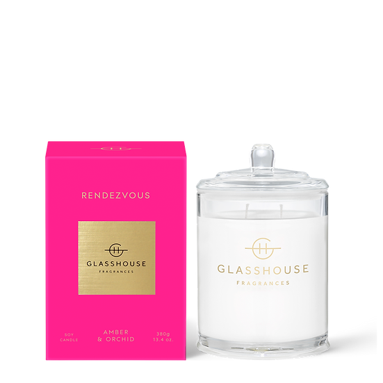 RENDEZOUS 380GM CANDLE
