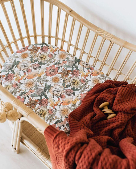 AUSTRALIANA BASSINET / CHANGE PAD COVER