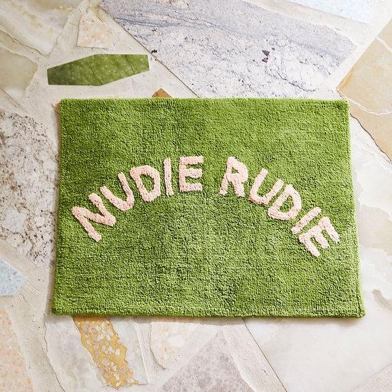 NUDIE RUDIE BATH MAT PICKLE