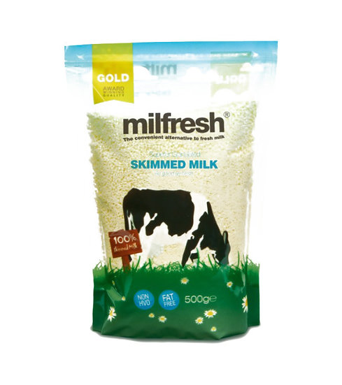Milfresh Pure Gold Granulated Skimmed Milk