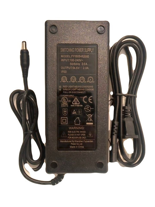 Charger 54.6V 2A