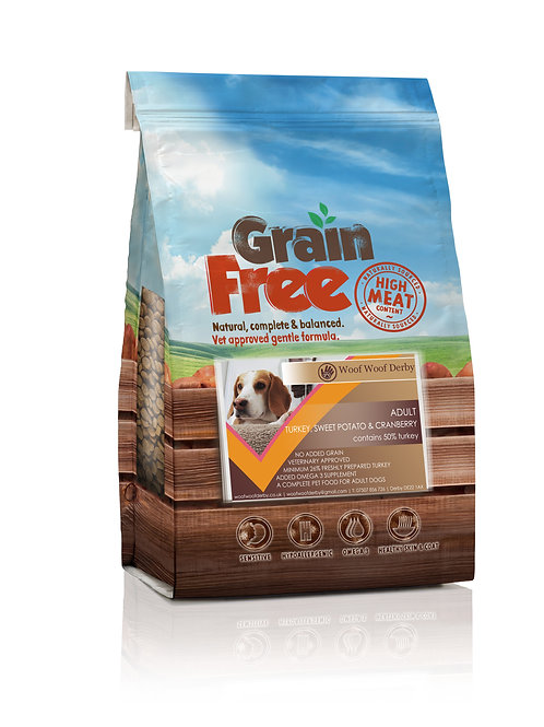 Small Breed Chicken Grain Free