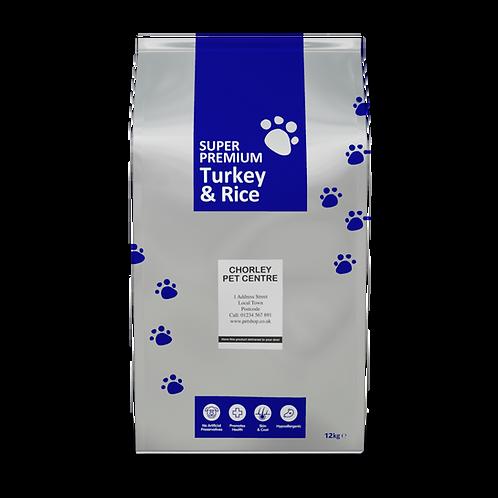 Super Premium Turkey and Rice Adult