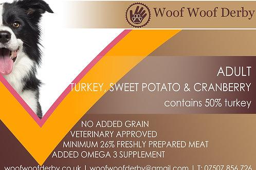 Senior/Light Turkey  Grain Free
