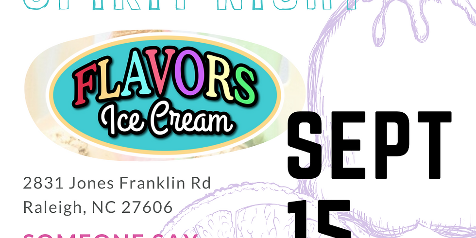 DDMES PTA Spirit Night  | Flavors Ice Cream