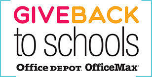 Simply make a purchase of qualifying school supplies, provide your school's ID at checkout (in store and online).     Earn 5% back in credits for our school.  Once your school has earned more than $10 in credits within the quarter, we will mail them a merchandise certificate they can redeem at officedepot.com, at their local Office Depot store or at 1-800-GO-DEPOT.