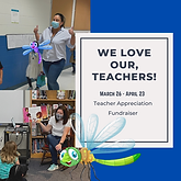 March 26-April 23 Teacher Appreciation F
