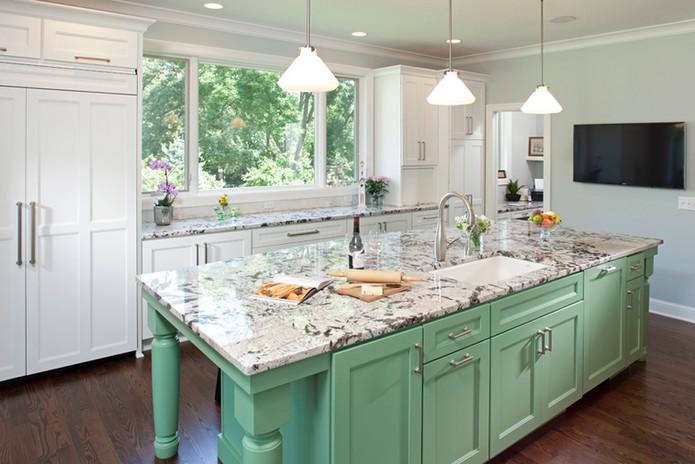 MintGreen Kitchen
