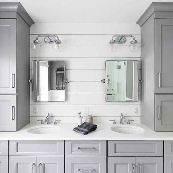 custom vanity