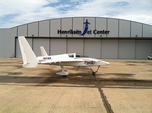Cozy Jet RAFE Project