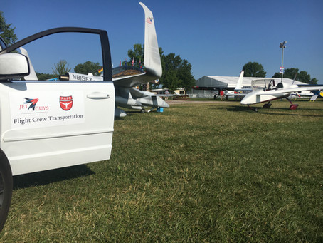 RAFE Making History at OSHKOSH 2019
