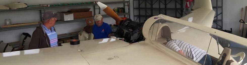 Rutan Aircraft Plane Maintenance RAFE