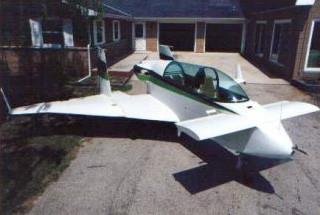 1972 Burt Rutan designs VariViggen